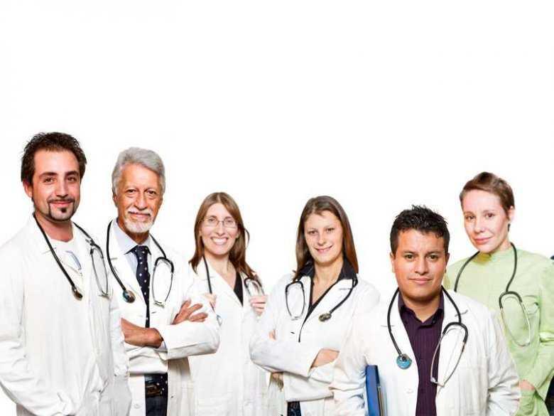 Lekarze z izby przyjęć