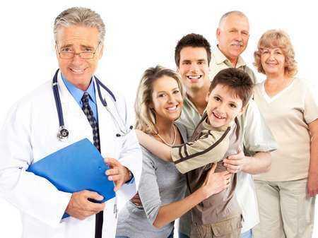 Opieka medyczna dla rodziny
