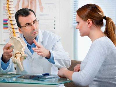 Leczenie dyskopatii - zabieg dyskolizy ozonowej