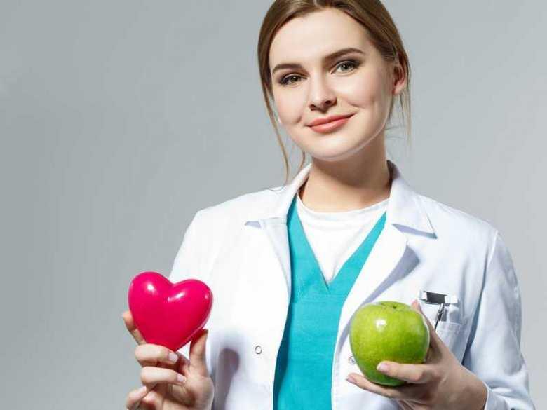 Zdrowe serce dojrzałej kobiety