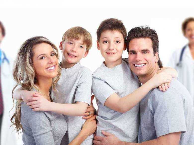 Lakierowanie zębów u dorosłych