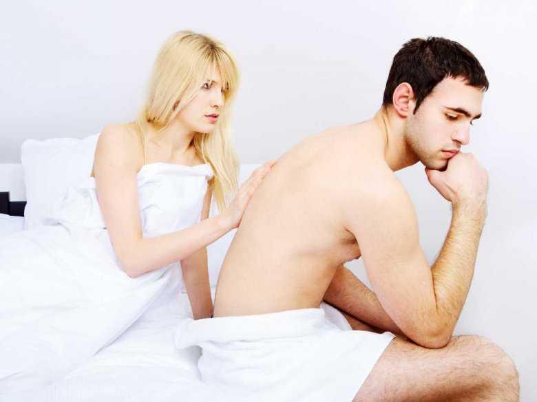 Ból głowy podczas seksu