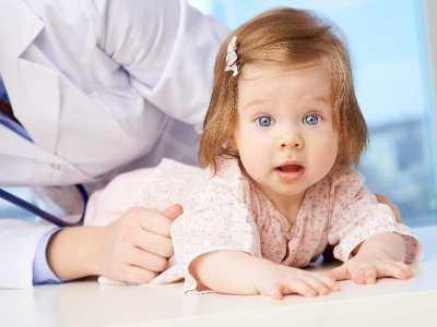 Porażenie połowicze jako powikłanie ospy u 2-letniej dziewczynki