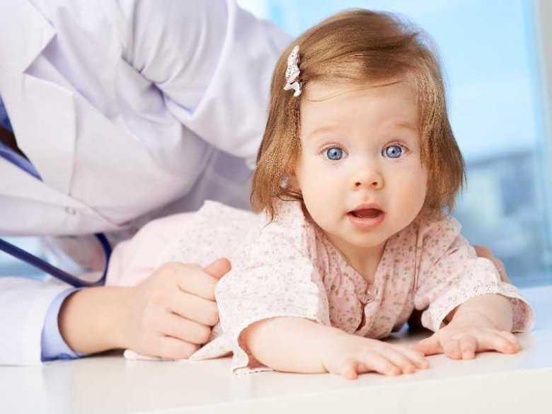 Choroba Cushinga u 5-miesięcznej dziewczynki z mikrogruczolakiem przysadki