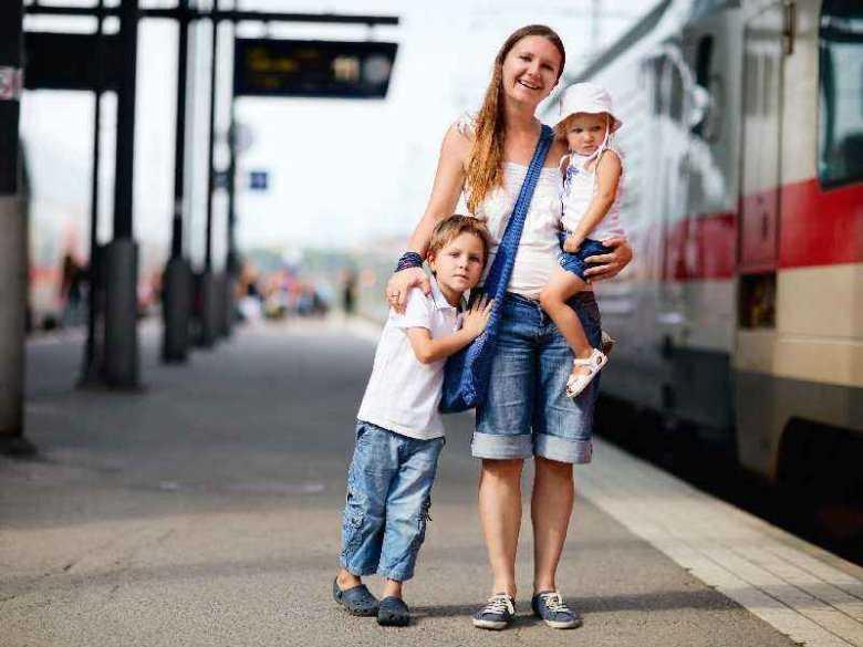 Podróżowanie z dziećmi