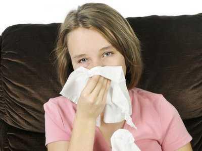 Krwawienie z nosa u dzieci