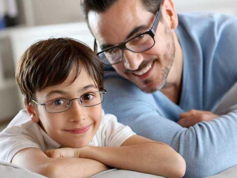 Relacje między ojcem a synem