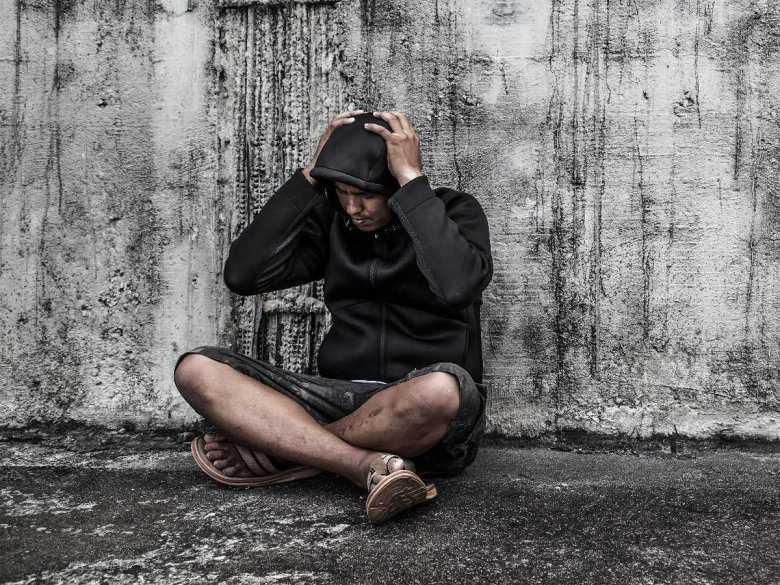 Osoby z wysokim ryzykiem schizofrenii – a zmniejszenie pofałdowania kory mózgowej; badanie wstępne