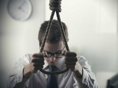Depresja a próby samobójcze
