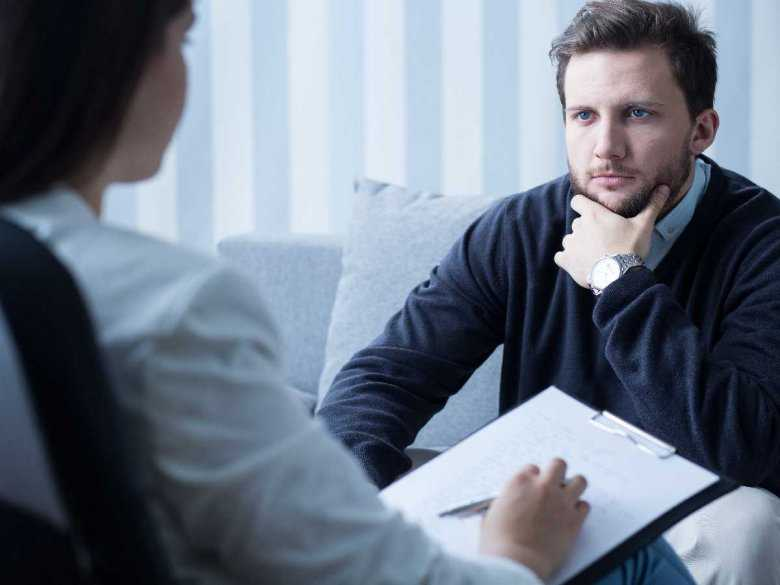 Psychoterapia u mężczyzn