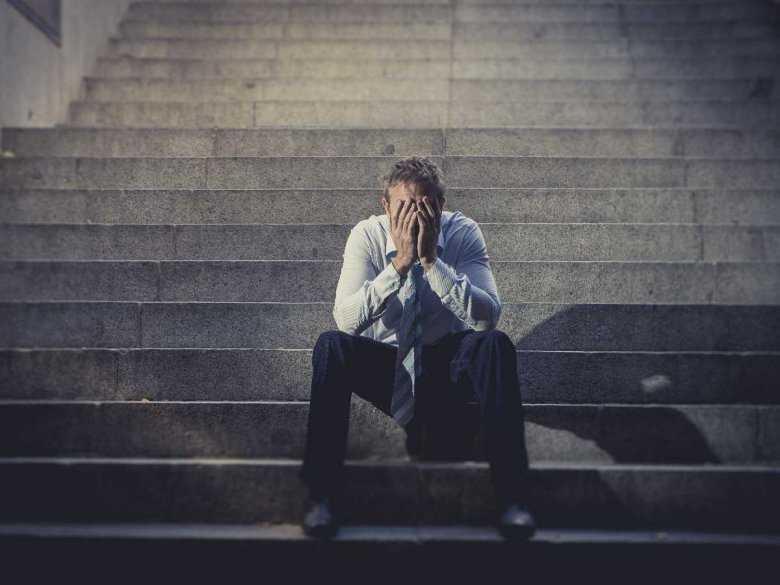 Depresja u meżczyzn