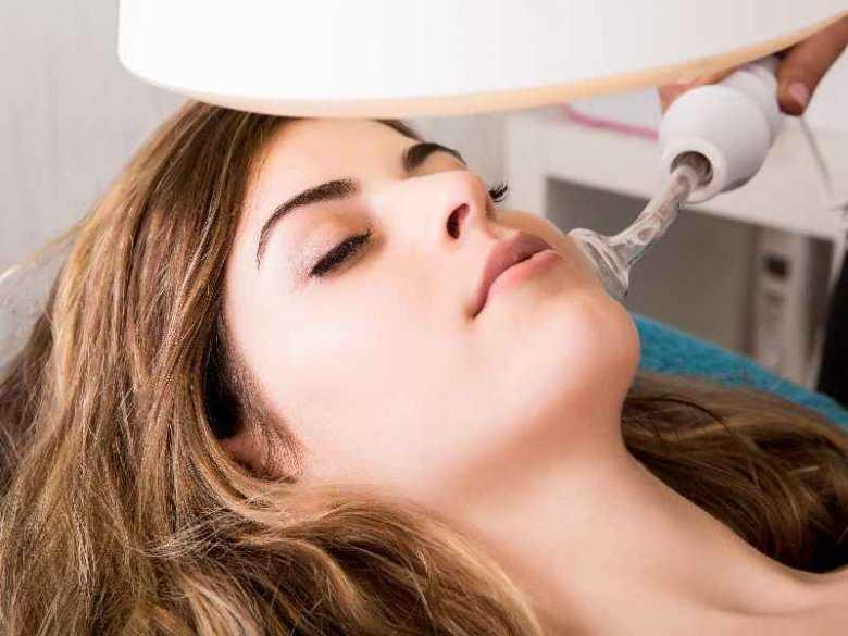 Ultradźwięki na pomoc skórze