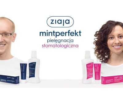 Mintperfekt - nowa linia produktów do pielęgnacji stomatologicznej