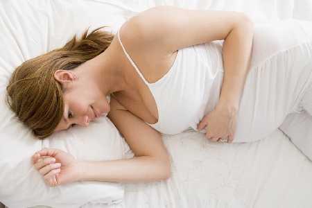 Odpoczynek w ciąży