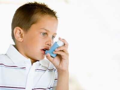 Duszność astmatyczna