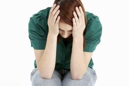 Przemoc domowa, lęk, depresja
