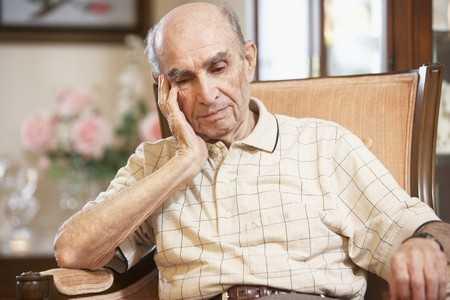 Starzenie się nie jest czynnikiem wywołującym problemy ze snem