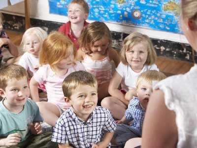 Choroby wieku przedszkolnego - objawy,  diagnoza, leczenie