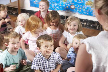 Jak uniknąć zarażenia dziecka w przedszkolu?