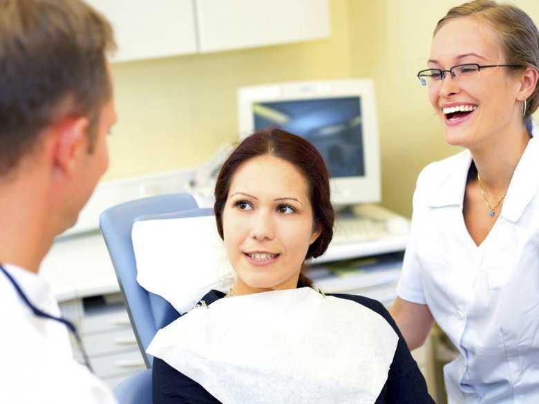 Czy kobiety w ciąży powinny bać się dentysty?