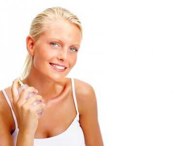Uczulenie na substancje zapachowe w kosmetykach