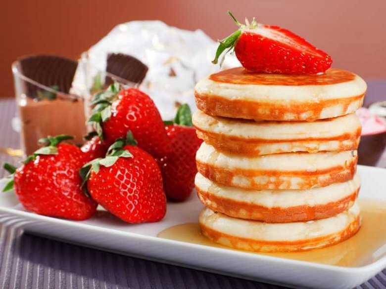 Słodkie walentynki - czyli zacznij dzień od dobrego śniadania