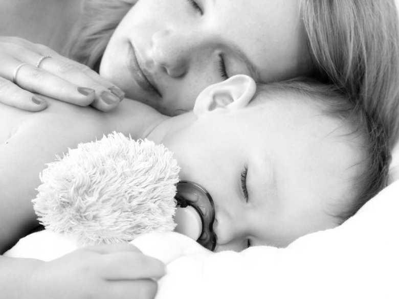 Dlaczego matki śpiewają swoim dzieciom?
