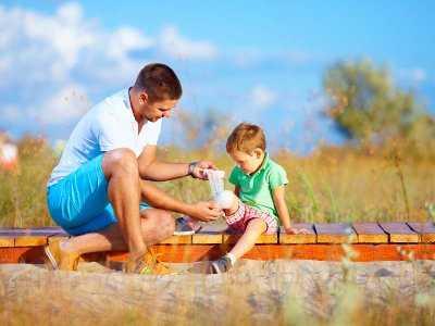 Upadek dziecka: co wtedy robić, a czego nie?