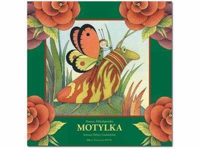 """Recenzja książki """"Motylka"""" Danuty Mikołajewskiej"""