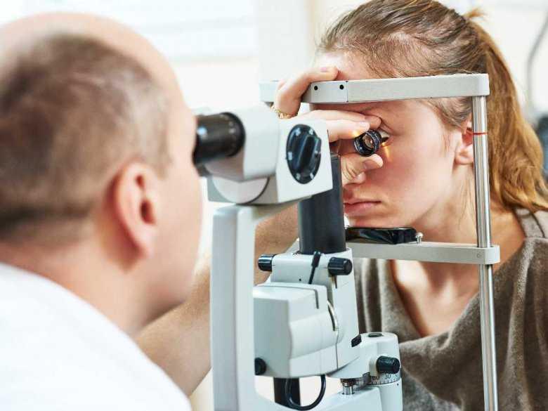 Wywinięta powieka - defekt do skorygowania