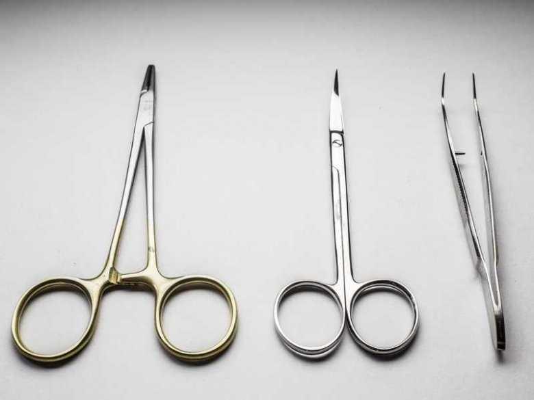 Leczenie chirurgiczne raka sromu.