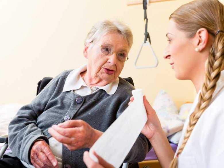 Leczenie depresji u starszych pacjentów
