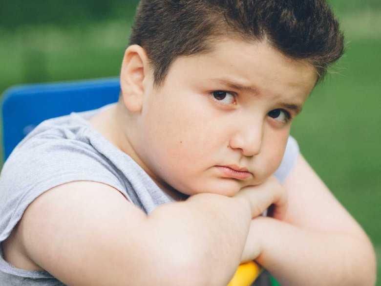 Stres u matki a nadwaga u dziecka