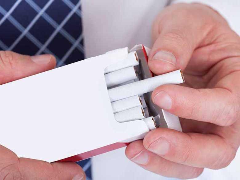 Skutki dodawania mentolu do papierosów