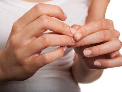 Zmiany infekcyjne paznokci