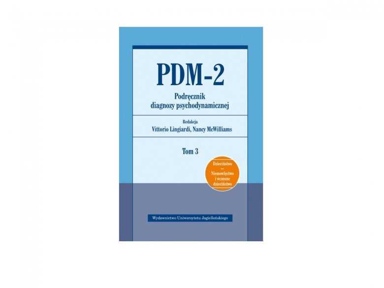 PDM-2. Podręcznik diagnozy psychodynamicznej