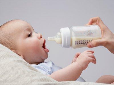 Nadmierna podaż żelaza w żywieniu niemowląt