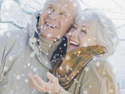 Starsze i wątłe osoby z nadciśnieniem są mniej narażone na zgon