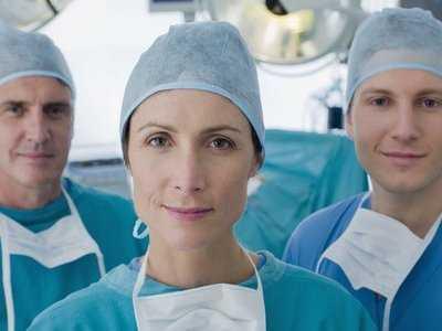 Leczenie chirurgiczne obustronnej endometriozy moczowodu.