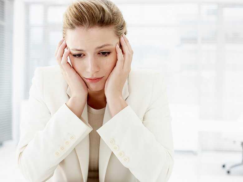 Zmartwienie, stres
