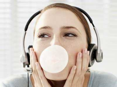 Guma do żucia pomoże wykrywać stan zapalny w jamie ustnej?