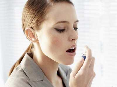 Trudności z oddychaniem w czasie ciąży