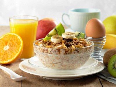 Pamiętaj o pożywnym śniadaniu!