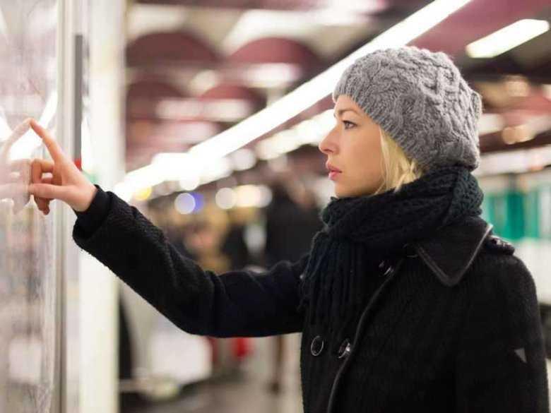 Podróżowanie metrem