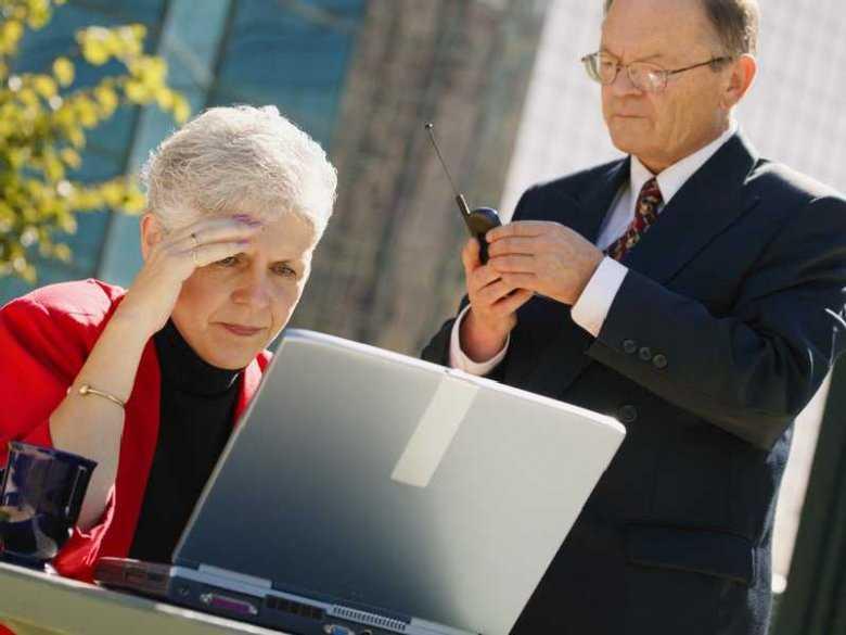 Praca jako czynnik wpływający na sprawność umysłu w starszym wieku