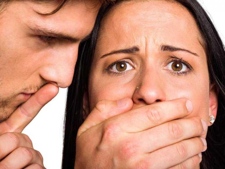 Zastraszana kobieta, Przemoc wobec kobiet