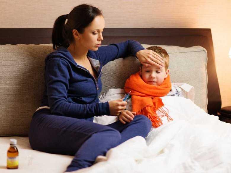 Naturalne sposoby na przeziębienie u dzieci