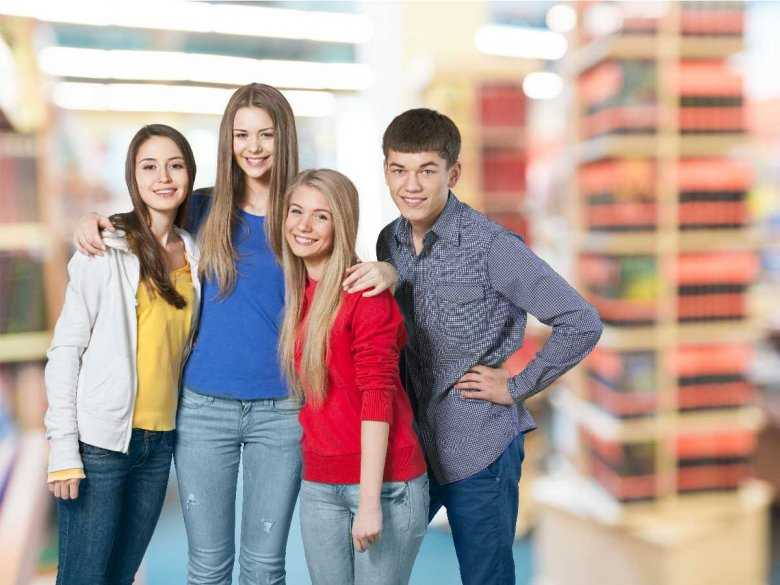 Edukacja antynarkotykowa amerykańskich nastolatków