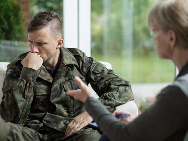 Wilki pomogą weteranom w leczeniu zespołu stresu pourazowego