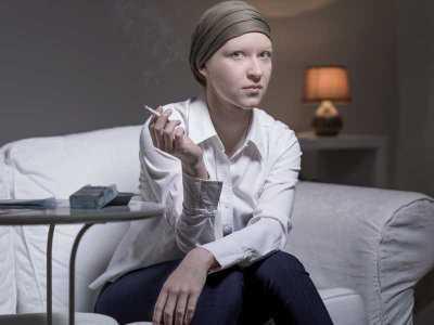 Palenie papierosów jako czynnik ryzyka wystąpienia raka płuc u kobiet po mastektomii i radioterapii